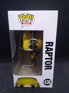 Funko Pop! Fortnite #436 Raptor Vinyl Figure