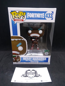 Funko Pop! Fortnite #433 Merry Marauder Vinyl Figure