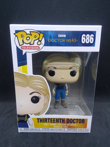 Funko Pop! Doctor Who #686 Thirteenth Doctor (No Coat) Vinyl Figure