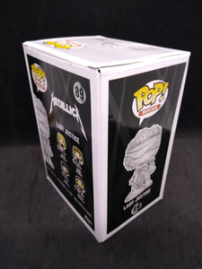 Funko Pop! Rocks #89 Metallica Lady Justice Vinyl Figure