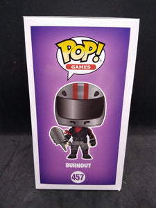 Funko Pop! Fortnite #457 Burnout Vinyl Figure