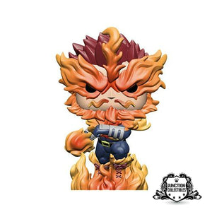 Funko Pop! My Hero Academia Endeavor Vinyl Figure