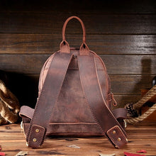 Load image into Gallery viewer, Genuine Leather Tote Bag