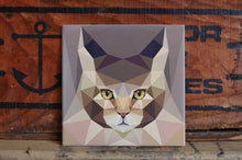 Load image into Gallery viewer, Cat Ceramic Tile Coaster