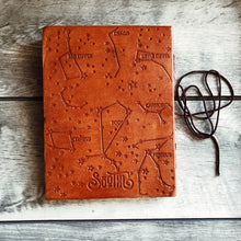 Load image into Gallery viewer, Handmade Leather Journal