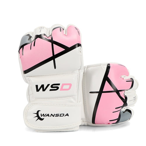 WOMEN MMA  punch BAG GLOVES