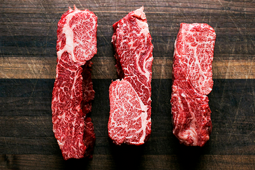AMERICAN WAGYU BEEF CAP OF THE RIB STEAK - 8oz