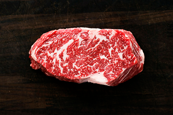 AMERICAN WAGYU BEEF EYE OF THE RIB STEAK - 8oz