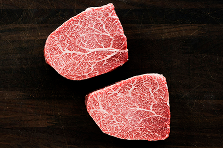 JAPANESE WAGYU BEEF FILET MIGNON - 6oz