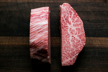 "JAPANESE WAGYU BEEF RIB EYE ""CAP"" - 6oz"