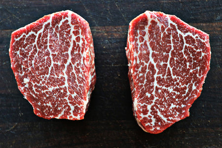 AMERICAN WAGYU BEEF FILET MIGNON - 8oz