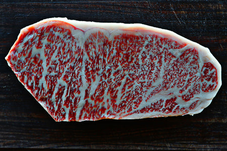 JAPANESE WAGYU BEEF NEW YORK - 2 pounds