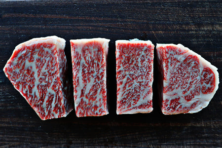 JAPANESE WAGYU BEEF NEW YORK - 6oz