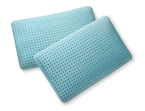 Gel Memory Foam Core Pillow - Breksta