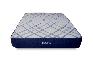 Breksta Calypso 10 Inch Medium Firm Gel Memory Foam Boxed Mattress