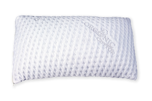 Talalay Latex Natural Foam Core Pillow - Breksta