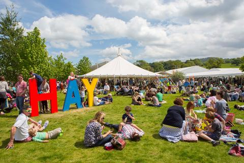 May 23rd - 2nd Jun | Hay Festival | Wales