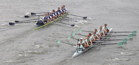 April 7th | Oxford x Cambridge Boat Race