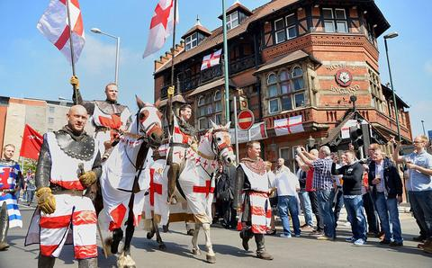 Apr 23rd | St. George's Day