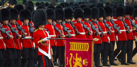 Trooping The Colour Queen's Birthday
