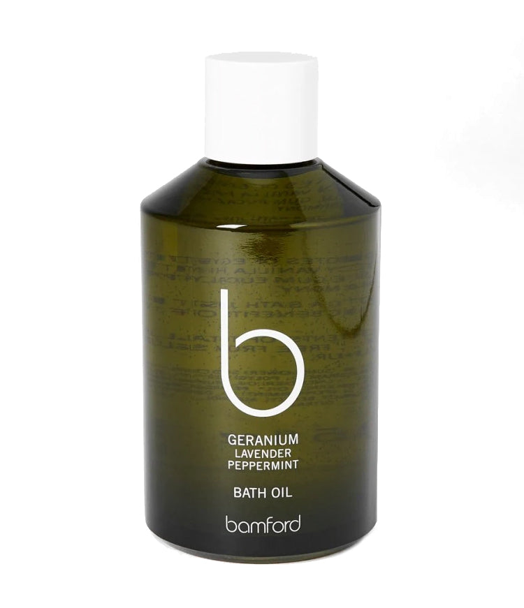 Bamford Geranium Bath Oil