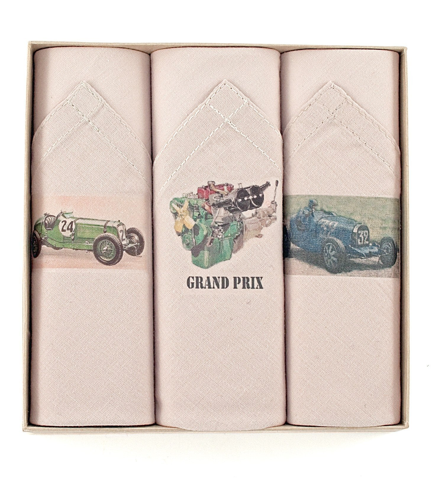 Tamielle Handkerchiefs Grand Prix Set