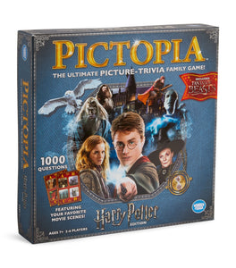 Harry Potter Pictopia Picture Trivia Game
