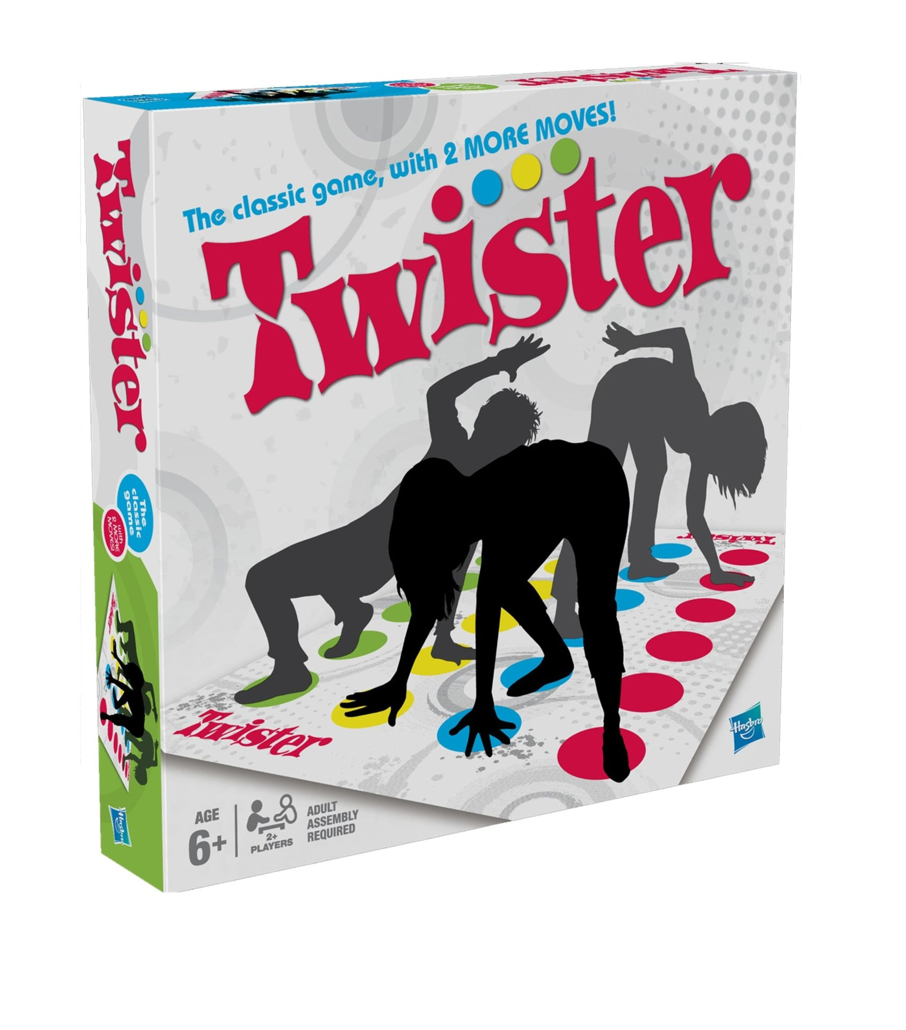 Twister by Hasbro Games