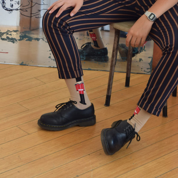 Look Mate London Queen's Guard Socks