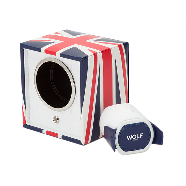 Mappin & Webb WOLF Navigator Watch Winder