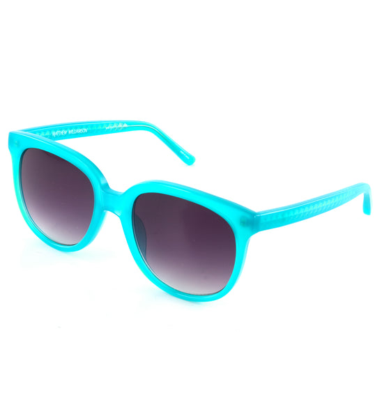 Linda Farrow Matthew Williamson Neon Sunglasses