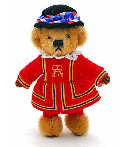Merrythoughts Beefeater Collectible Teddy Bear