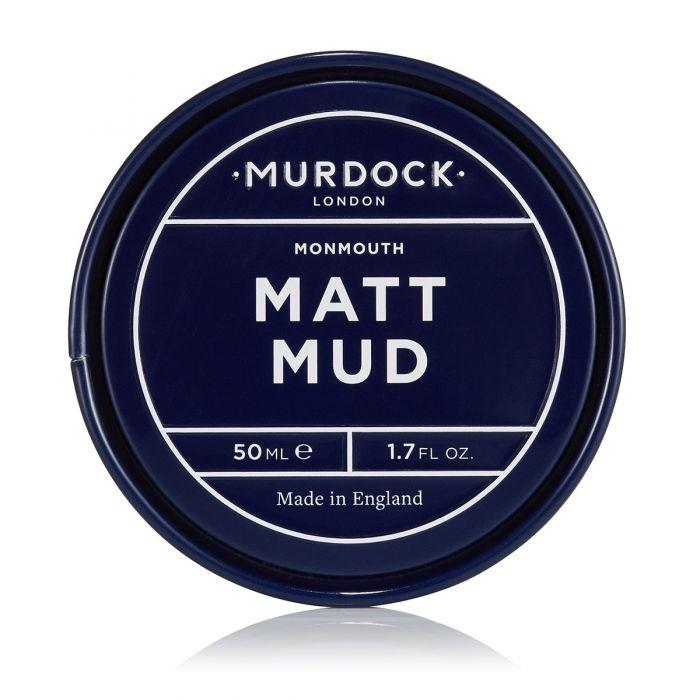 Murdock London Matt Mud Hair Shaping Clay