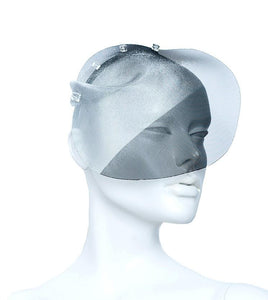 Noel Stewart Veiled Crystal Hairband
