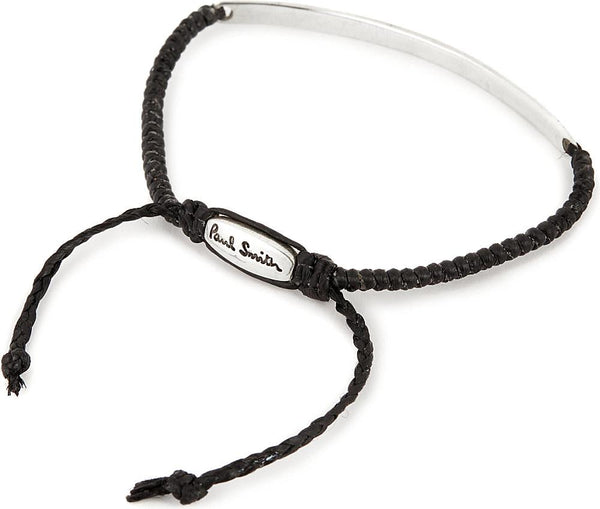 Paul Smith Men's Silver ID Bracelet