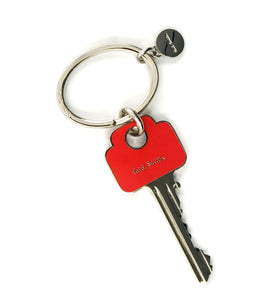 Paul Smith Key Keyring Red