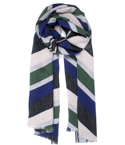 Paul Smith Diagonal Stripe Scarf