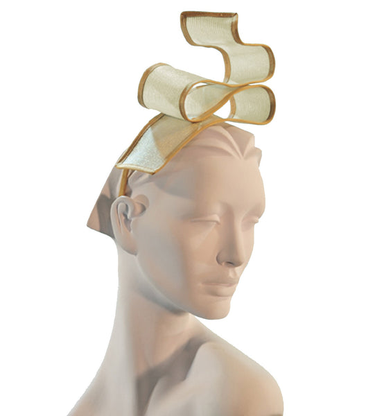 Stephen Jones Mouchette Fascinator