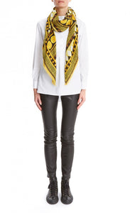 Temperley London Costura Print Scarf