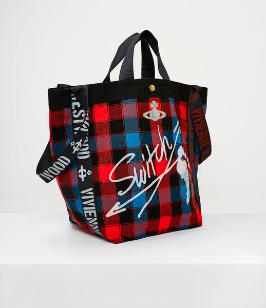 Vivienne Westwood Switch Runner Holdall Bag