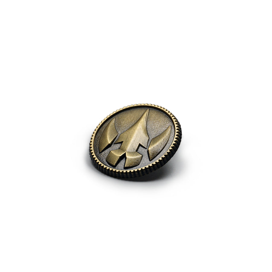 Lord Drakkon Power Coin Pin Set
