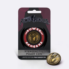 Pterodactyl <br> Power Coin Pin