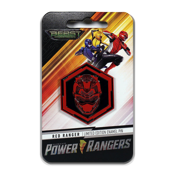 Beast Morphers Red Ranger