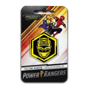 Beast Morphers Yellow Ranger