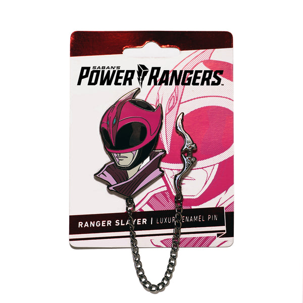 Ranger Slayer Lapel