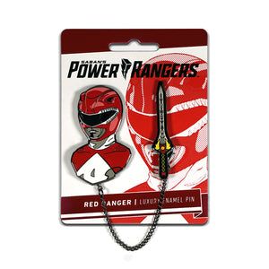 Red Ranger (Lapel)