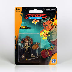 Axel Stone Side-Scroller Pin Set