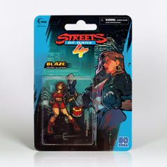 Blaze Fielding <br> Side-Scroller Pin Set