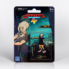Ms. Y <br> Side-Scroller Pin Set