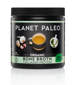 Planet Paleo Bone Broth Herbal Defence (225g)